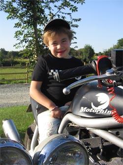 Tiphaine, 7 ans, se bat contre la maladie de Sanfilipo 3